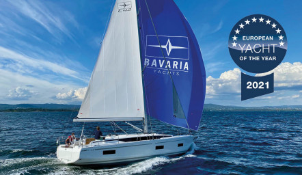 Double reward for the Bavaria C42