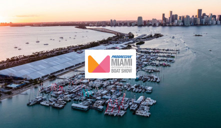 Miami Boat Show 2020 - New Nautitech 47 Power