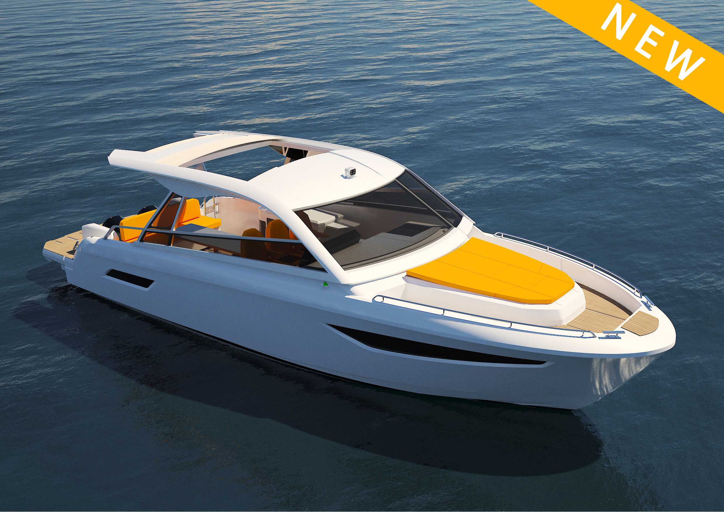 THE NEW BAVARIA VIDA 33